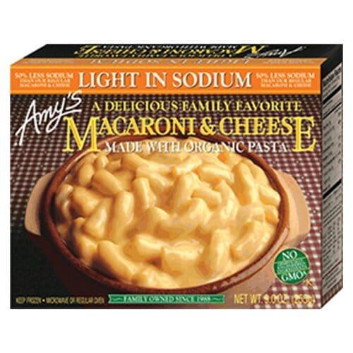 [F] Amys Light in Sodium - Macaroni & Cheese #264