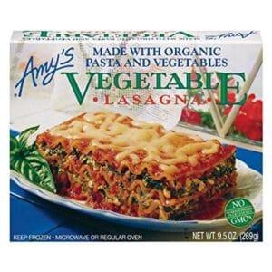 [F] Amys Vegetable Lasagna #032