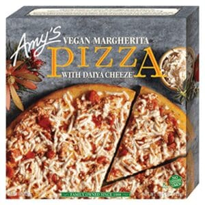 [F] Amys Vegan Margherita Pizza #801