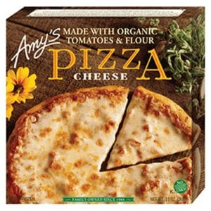 [F] Amys Pizza - Cheese #101