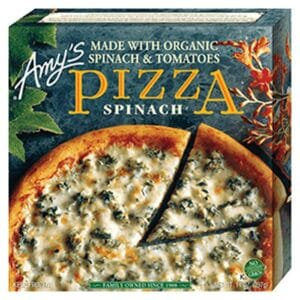 [F] Amys Pizza - Spinach #102