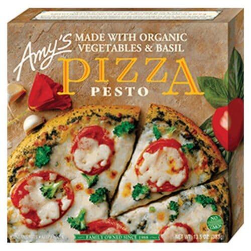 [F] Amys Pizza - Pesto #104