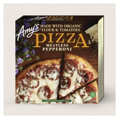 [F] Amys Meatless Pepperoni Pizza #1169