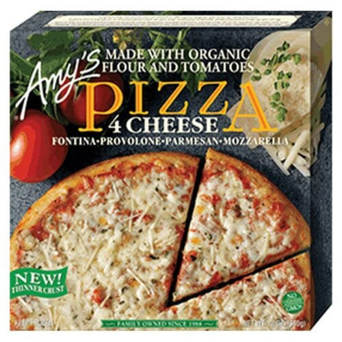 [F] Amys Pizza - 4 Cheese #128