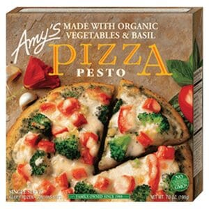 [F] Amys Pizza Single Serve - Pesto #197