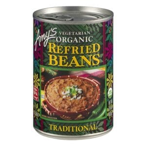 Amys Traditional Refried Beans