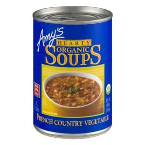 Amys Hearty French Country Vegetable Soup