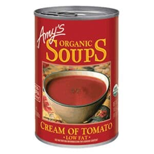 Amys Cream of Tomato Soup
