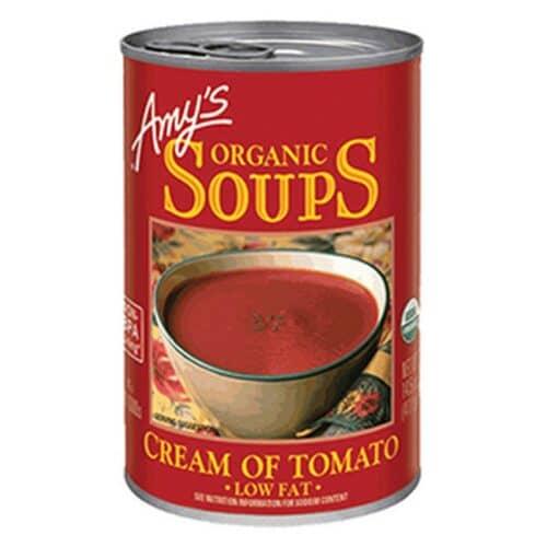 Amys Cream of Tomato Soup
