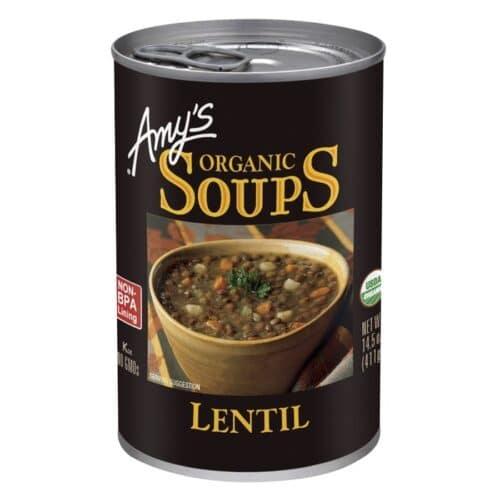 Amys Lentil Soup