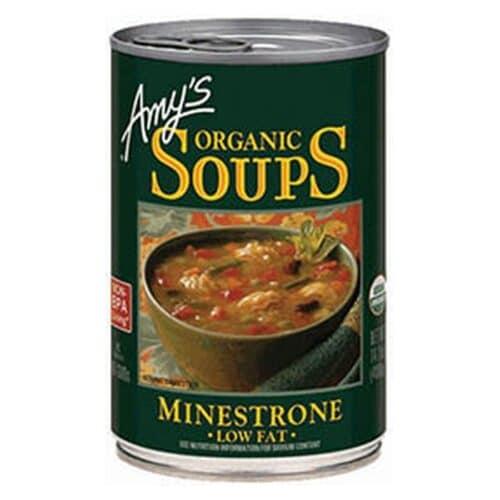 Amys Minestrone Soup #000507