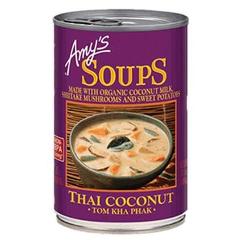 Amys Thai Coconut Soup
