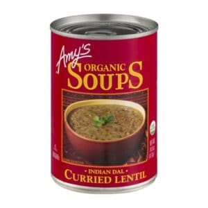 Amys Curried Lentil Soup