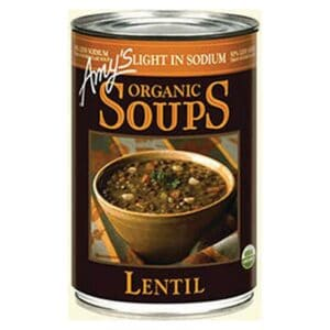 Amys Light in Sodium - Lentil Soup