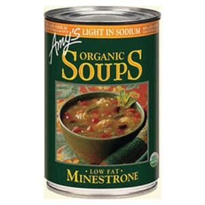 Amys Light in Sodium - Minestrone Soup