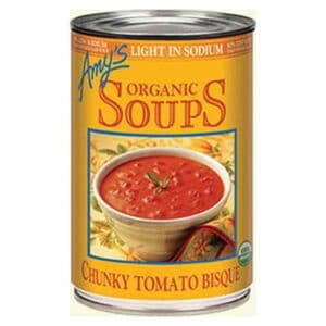 Amys Light in Sodium - Chunky Tomato Bisque