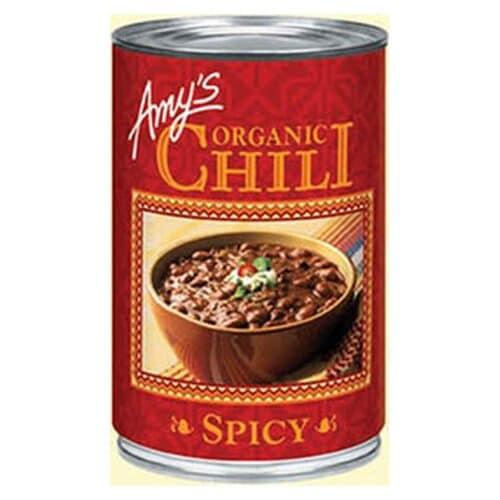 Amys Spicy Chili #000512