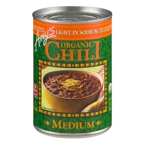 Amys Lights in Sodium - Medium Chili