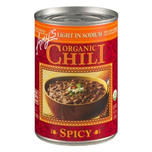 Amys Light in Sodium - Spicy Chili #000588