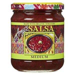 Amys Medium Salsa