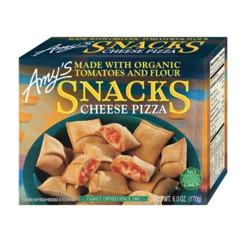 [F] Amys Cheese Pizza Snacks #121