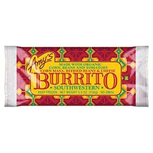[F] Amys Burrito - Southwestern #076