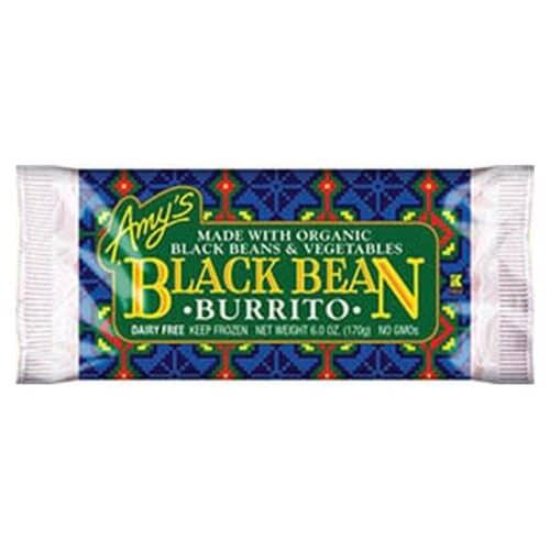 [F] Amys Burrito - Black Bean #073