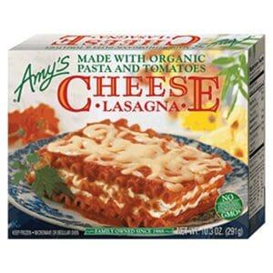 [F] Amys Cheese Lasagna #035