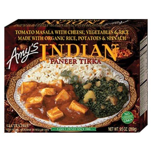 [F] Amys Indian Paneer Tikka #253