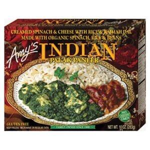 [F] Amys Indian Palak Paneer #059