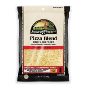 Andrew & Everett Shredded Pizza Blend