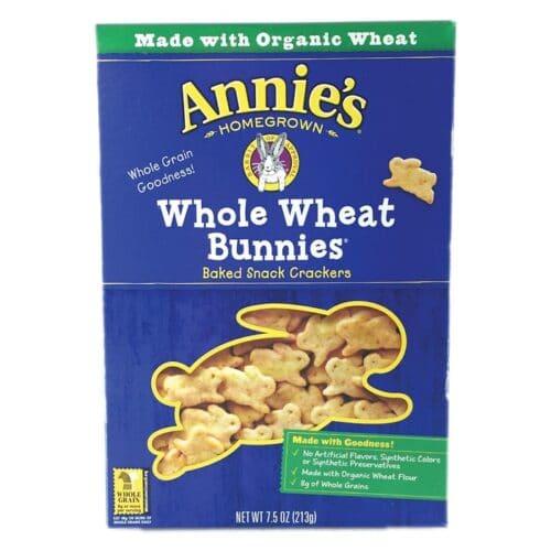 Annies Cracker Whole Wheat Bunnies