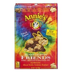 Annies Cookies Bunny Graham Friends