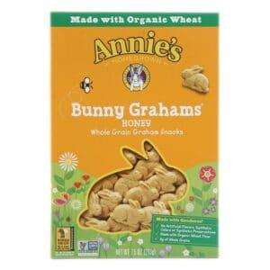 Annies Cookies Honey Bunny Grahams