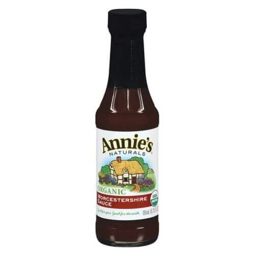 Annies Organic Worcestershire Sauce, Vegan