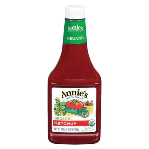 Annies Organic Ketchup [24 oz]