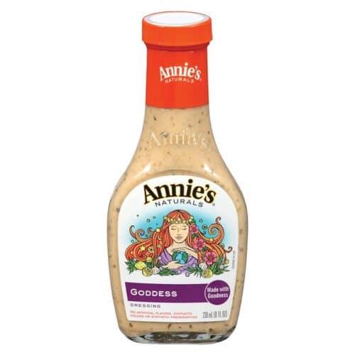 Annies Natural Dressing Goddess [8 oz]