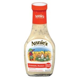 Annies Natural Dressing Cowgirl Ranch [8 oz]