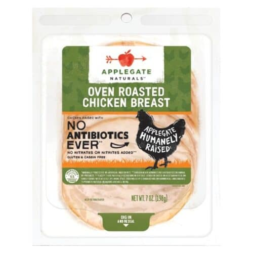 Applegate Natural Roasted Chicken SL #12548 (12 pc)