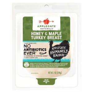 Applegate AF SI Honey Maple Turkey #12588 (12 pc)