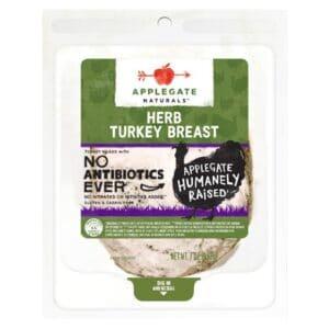 Applegate ABF Herb Turkey SL #12581 (12 pc)
