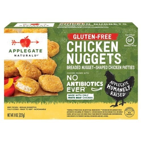 Applegate Natural Gluten Free Chicken Nugget FZ