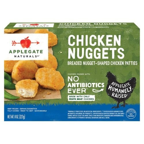 Applegate Natural Chicken Nuggets FZ