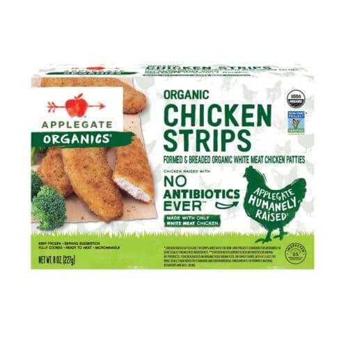 Applegate Org. Chicken Strips FZ