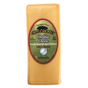 Apple Smoked Cheddar (14 pc)