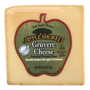Apple Smoked Gruyere (14 pc)