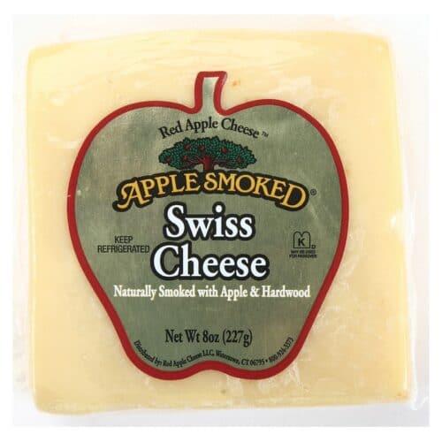 Apple Smoked Swiss (14 pc)