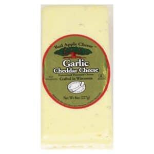 Red Apple Garlic Cheddar (12pc)