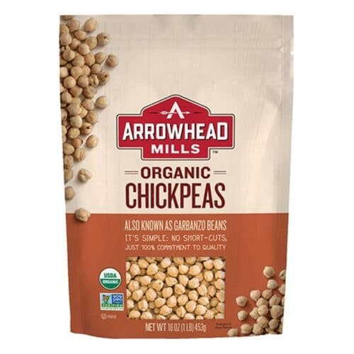 Arrowhead Mills Organic Garbanzo Beans [