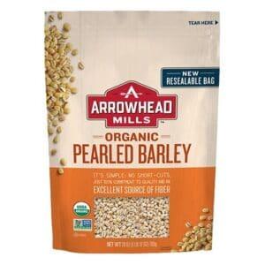 Arrowhead Mills Organic Pearled Barley [